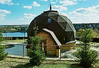 Купольный дом Украина Харьков