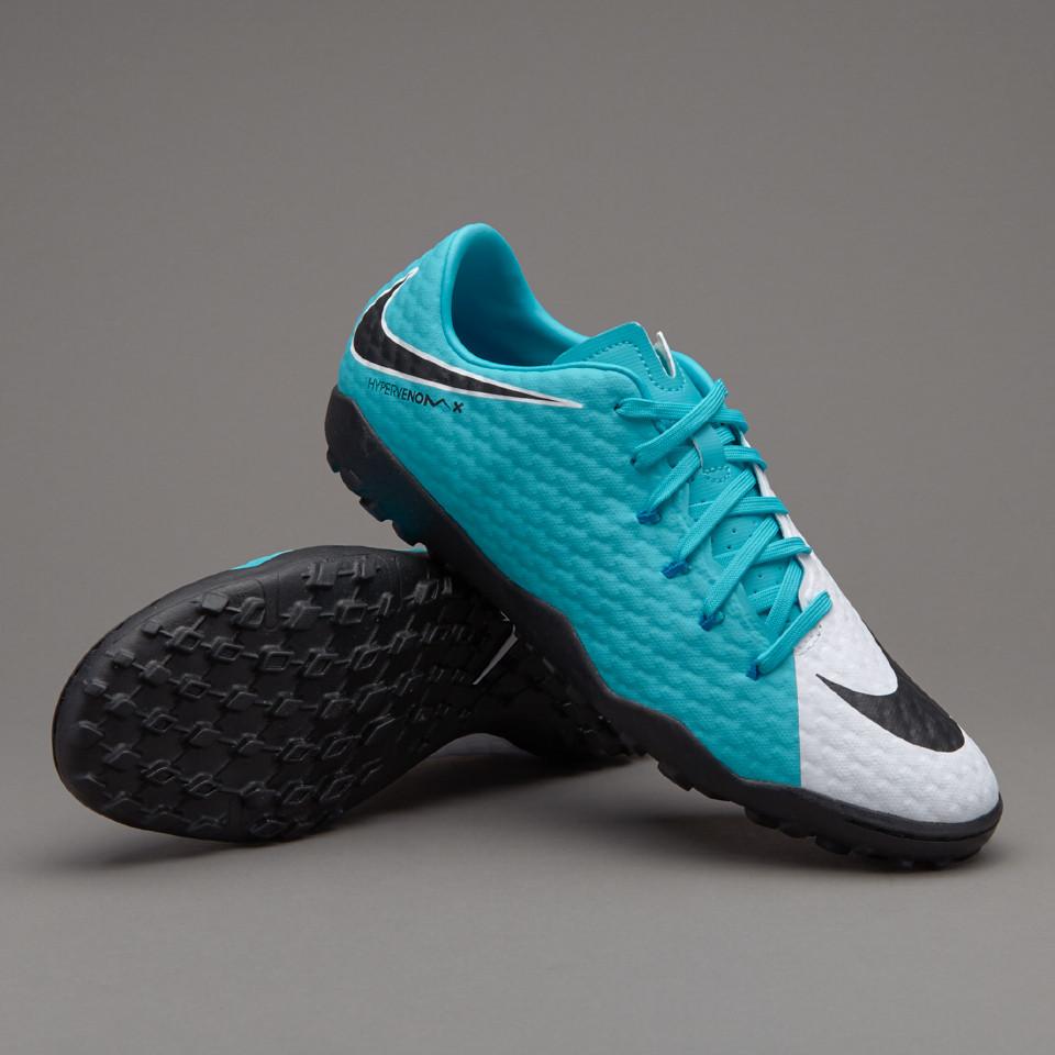 10250e18 Сороконожки Nike Hypervenom Phelon III TF 852562-104 Найк Хупервеном  (Оригинал) - Football