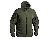 Флисовая куртка с капюшоном Helikon-Tex PATRIOT BL-PAT-HF-02