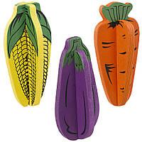 Ferplast PA 4756 Деревянная жевательная игрушка для грызунов - овощи