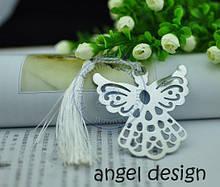 Закладка книжная для детей Ангел