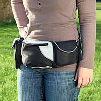 Сумка для лакомств Trixie Baggy Belt для дрессировки собак, 62-125 см, фото 1