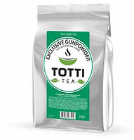 "Чай зеленый TOTTI ""Эксклюзив Ганпаудер"" 250 гр."