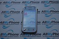 Сенсорный экран для мобильного телефона Nokia N97 mini с рамкой белый