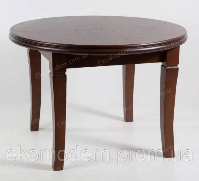Стол обеденный круглый МОНРЕАЛЬ+ для гостиной дома, кафе и ресторана