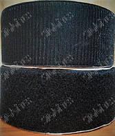 Липучка швейная 10см чёрная
