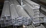 Алюмінієва труба профільна 80х25х5,0, 70х25х2,5, 60х60х3,5, 50х50х3 ,40х40х2,40х40х3 АД31, АД0 , фото 3