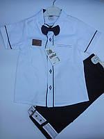 Летний детский костюм для мальчика от 5 до 8 лет