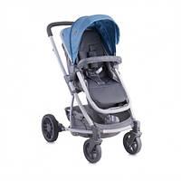 Прогулочная коляска-трансформер Bertoni S-500 ЧЕХОЛ (blue&grey)