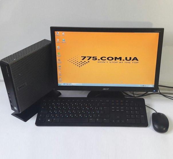 """МИНИ ПК 2 ядра, ОЗУ 2gb DDR2/ HDD 500 Gb / + 19""""монитор +клава и мышь"""