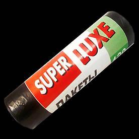Мусорные пакеты Super Luxe 60 л.(МусПак_Superluxe-60)