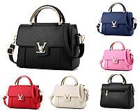 Женская сумка с ручками Louis Vitton через плечо