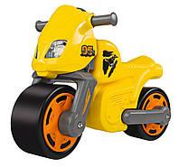 Мотоцикл Супер скорость с резиновыми колесами BIG 56329