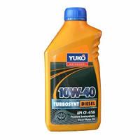Моторное масло YUKO TURBOSYNT DIESEL 10W-40 5 л