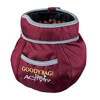 Сумка для лакомств Trixie Goody Bag для дрессировки собак, 11х16 см, фото 1