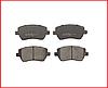 Гальмівні колодки BLUEPRINT Dacia Logan, Renault Duster, Kangoo 2, Clio, Modus, Dokker, Lodgy, Captur