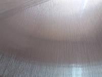 Металл для сублимации Серебро Брашед