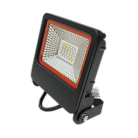 LED прожектор с радиатором 20W Eurolamp LED-FL-20(black)new