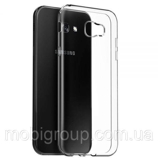 Силиконовый чехол 0,3 мм Samsung A520 (2017)