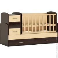 Детская Кровать Oris Maya 033, комбинированный