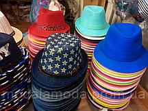 Детская шляпа на лето