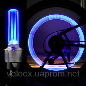 LED подсветка колес в веломагазине ExVELO