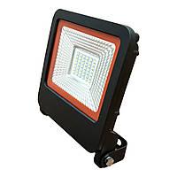 LED прожектор с радиатором 30W Eurolamp LED-FL-30(black)new , фото 1
