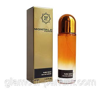 Montale Pure Gold ( Монталь Пур Голд) 45 мл (репліка) ОПТ