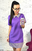 Женское коттон платье 25783 КТ-1438