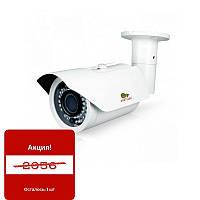 Уличная видеокамера Partizan COD-VF3CH FullHD v3.2
