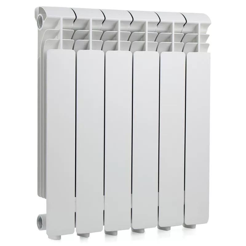 Алюминиевый радиатор GLOBAL Iseo 500/80 180 Вт