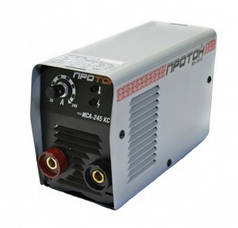 Сварочный инвертор ПРОТОН ИСА-245 КС (5.1 кВт, 245 А)
