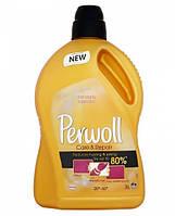 Гель для деликатной стирки Perwoll care & repair восстановления + уход 3 л