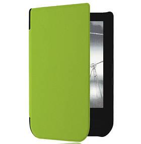 Обкладинка для електронної книги Pocketbook 631 (PB631-E-CIS) Slim Plastic - Green