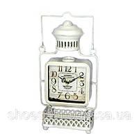Винтажные настольные часы в стиле Прованс
