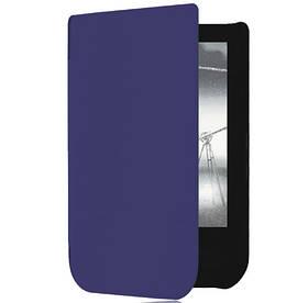 Обкладинка для електронної книги Pocketbook 631 (PB631-E-CIS) Slim Plastic - Blue