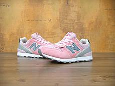 Женские кроссовки New Balance WR996ACP Pink, Нью беланс 996, фото 3
