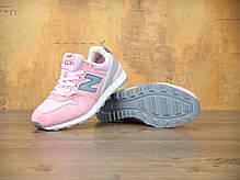 Женские кроссовки New Balance WR996ACP Pink, Нью беланс 996, фото 2