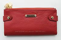 Женский кошелек из натуральной кожи Guxilai (A-899-919) pink