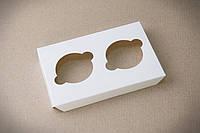 Вставка в коробку для 2-х капкейків