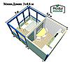 Модульные дома для проживания,модульные дома для круглогодичного проживания, модульные дома под ключ, фото 7