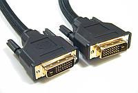 Кабель DVI D/ DVI D, 5 м