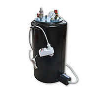 """Автоклав бытовой """"УТех-32 electro"""" (21 л. или 32 пол л. банок, черный металл 2,5 мм)"""