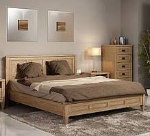 Кровать двухспальная Бавария