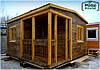 Модульные жилые дома, быстровозводимые модульные дома, дом из модульных блоков, фото 2