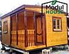 Модульные жилые дома, быстровозводимые модульные дома, дом из модульных блоков, фото 3