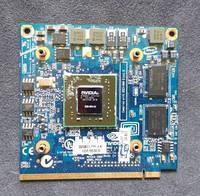 MXM II видеокарта для ноутбука GF8400 128Мб рабочая ICW50-V01