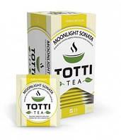 """Чай фруктовый TOTTI """"Лунная Соната""""  пакетированный 25 х 2гр."""