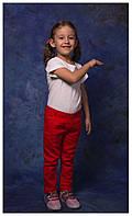 Брюки льняные для девочки, 116 - 152 см. Детские, подростковые тонкие летние брюки. Брюки лето, лен.