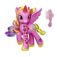 Пони-модница принцесса Hasbro Каденс Princess Cadence My Little Pony Cutie Mark Magic Glowing Hearts B1370
